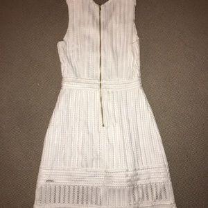 H&M Dresses - H&M White Eyelet Dress
